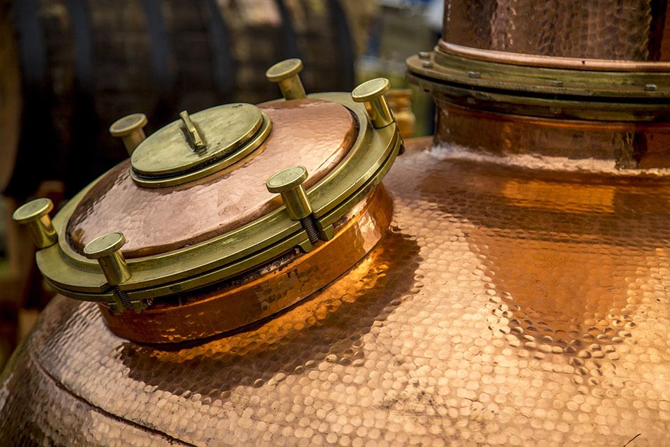 Gin distillery tours in Gibraltar